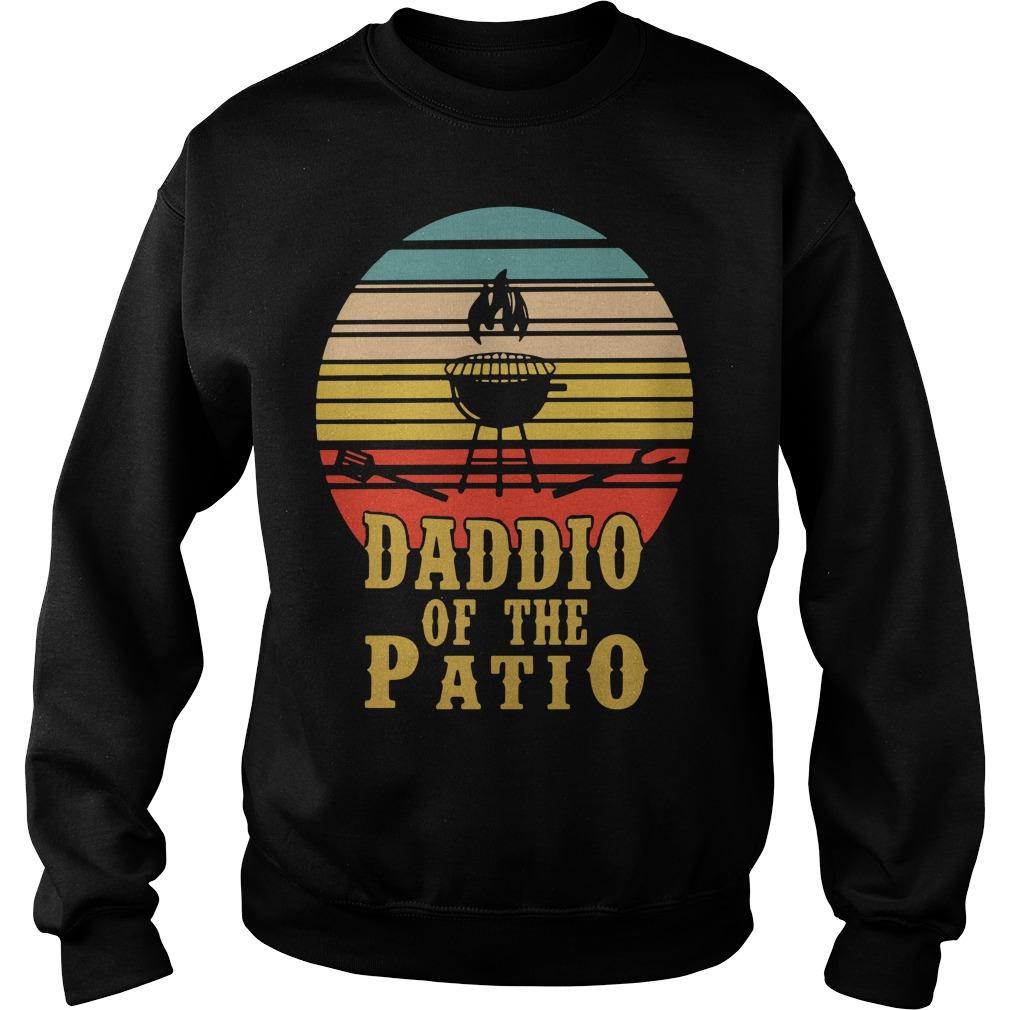 Vintage Daddio Of The Patio Sweater