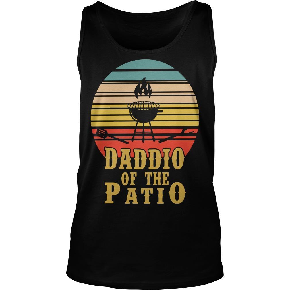 Vintage Daddio Of The Patio Tank Top