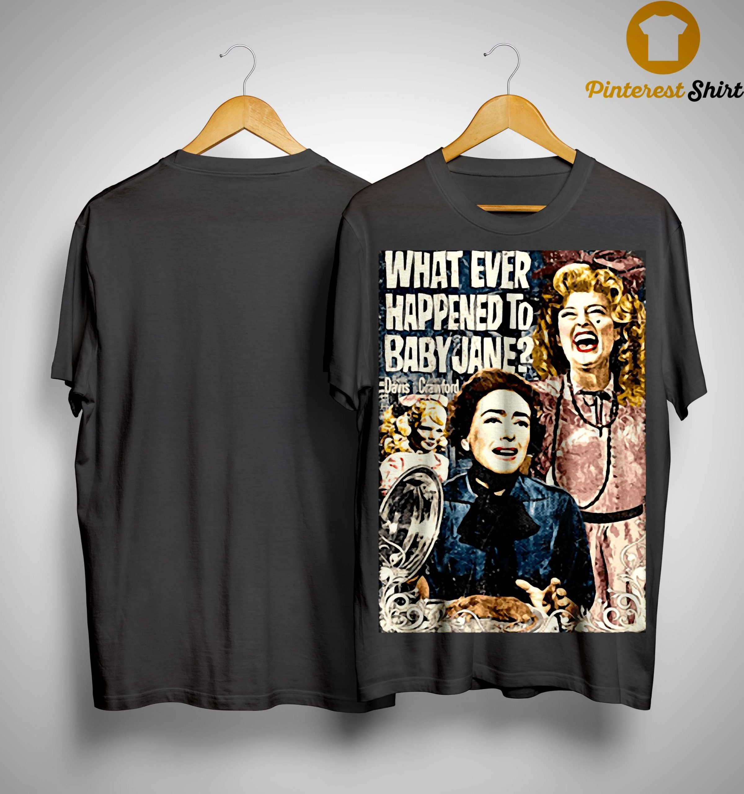What Ever Happened To Baby Jane Shirt