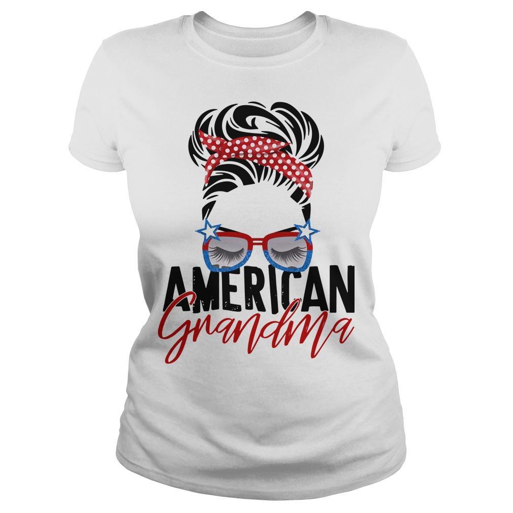 American Grandma Longsleeve