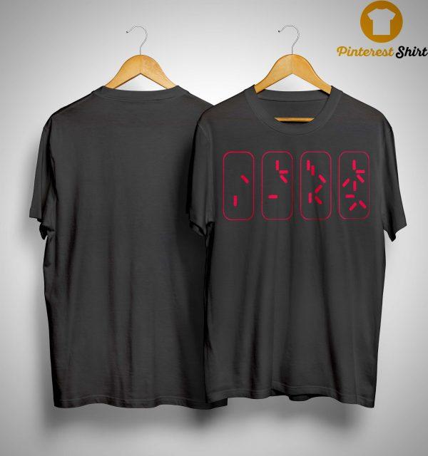 Countdown Shirt