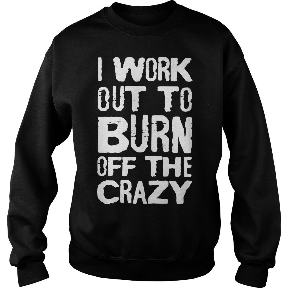 I Workout To Burn Off The Crazy Sweater