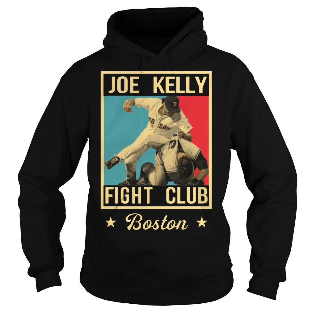 Joe Kelly Fight Club T Hoodie