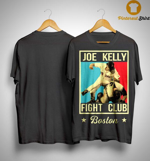 Joe Kelly Fight Club T Shirt