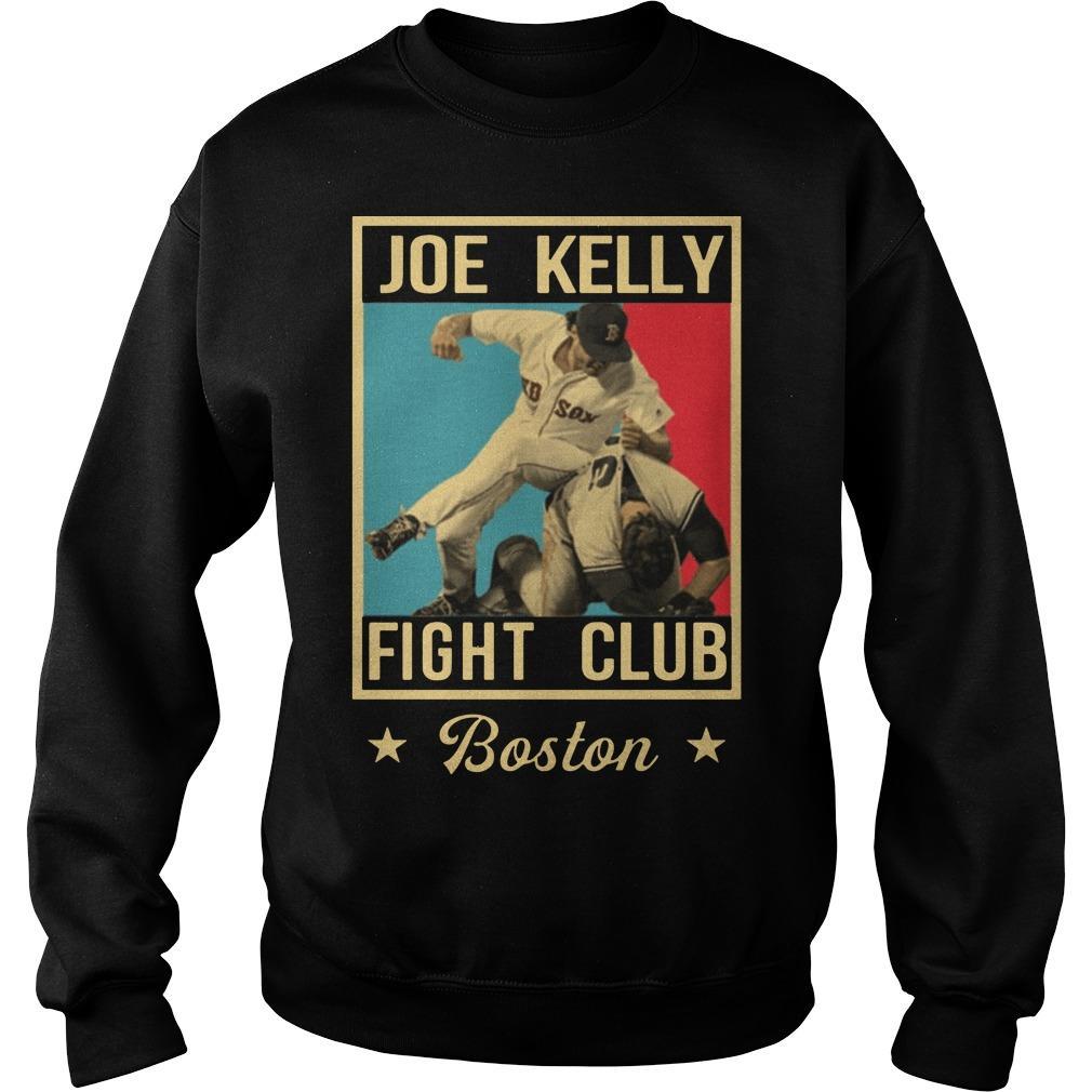 Joe Kelly Fight Club T Sweater