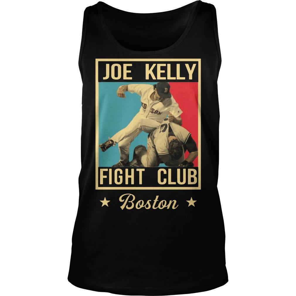 Joe Kelly Fight Club T Tank Top