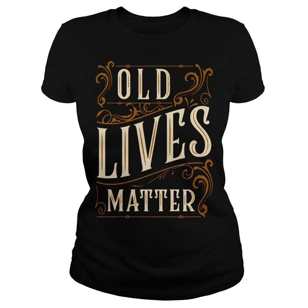Old Lives Matter Longsleeve