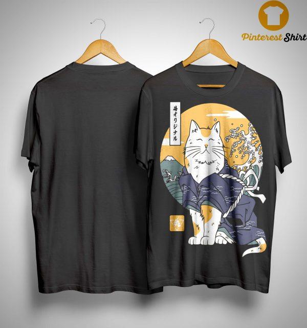 Samurai Cat Shirt