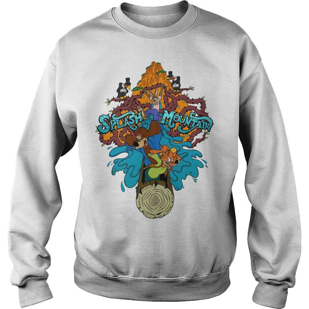 Splash Mountain Sweater