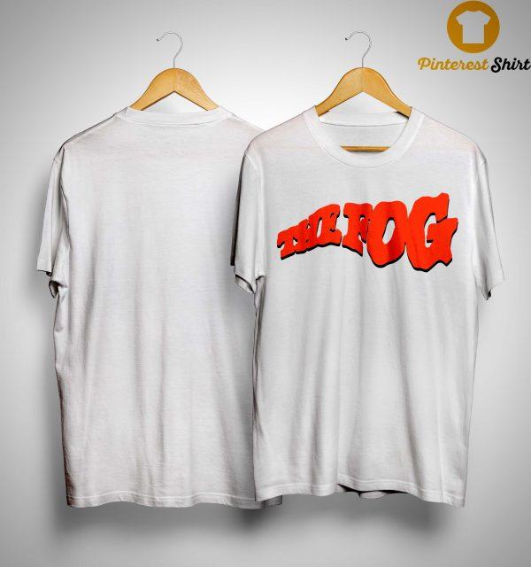 Ted Geoghegan The Fog Shirt