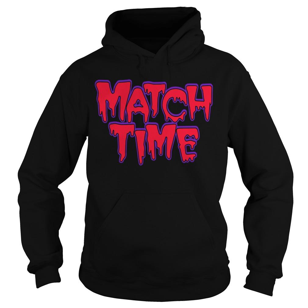 Tommy Dreamer Match Time Hoodie