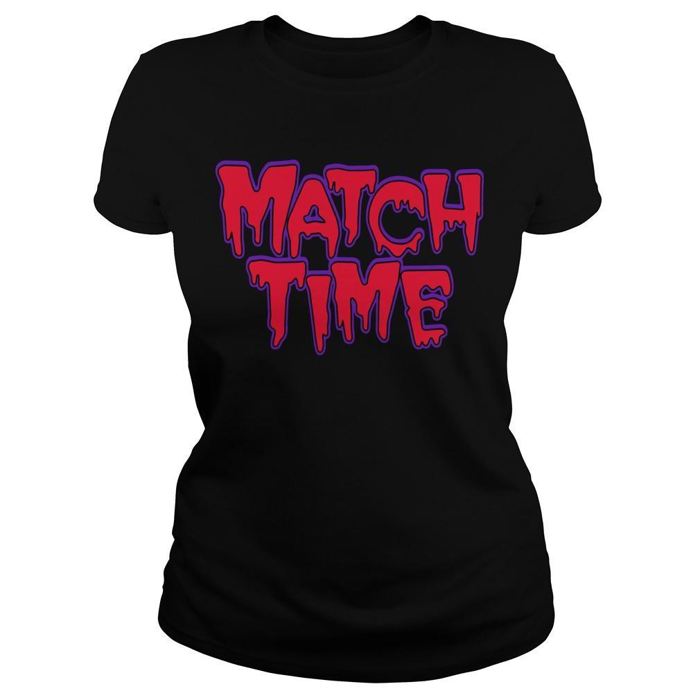 Tommy Dreamer Match Time Longsleeve
