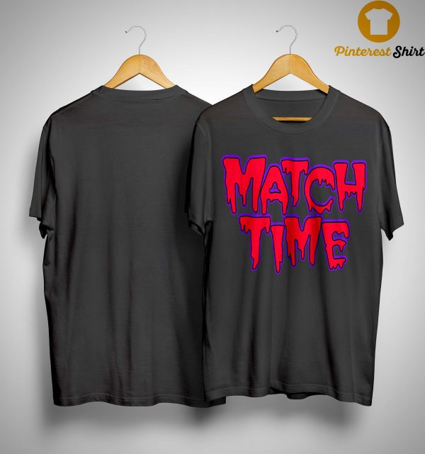 Tommy Dreamer Match Time Shirt
