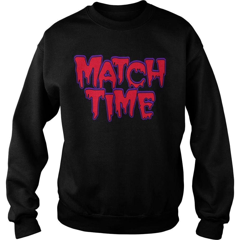 Tommy Dreamer Match Time Sweater