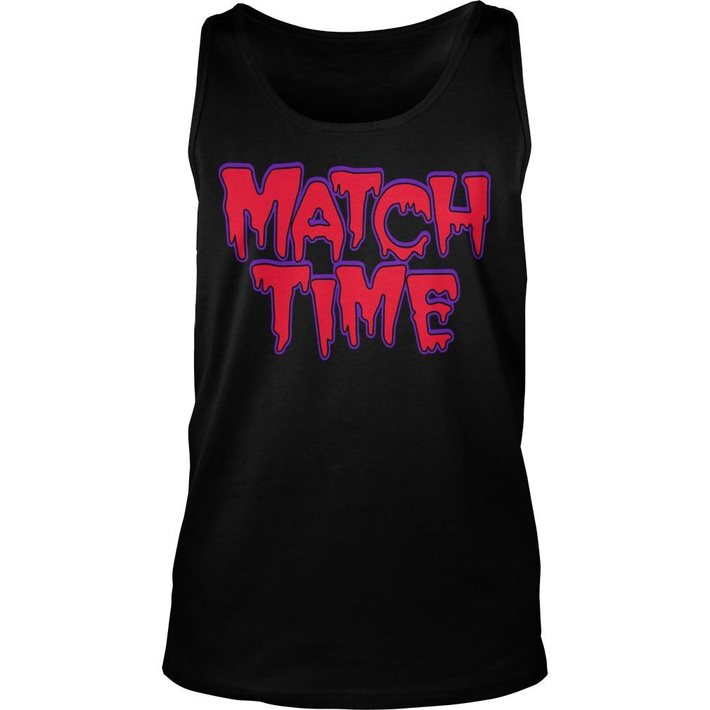 Tommy Dreamer Match Time Tank Top