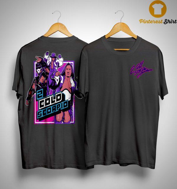 2 Cold Scorpio Shirt