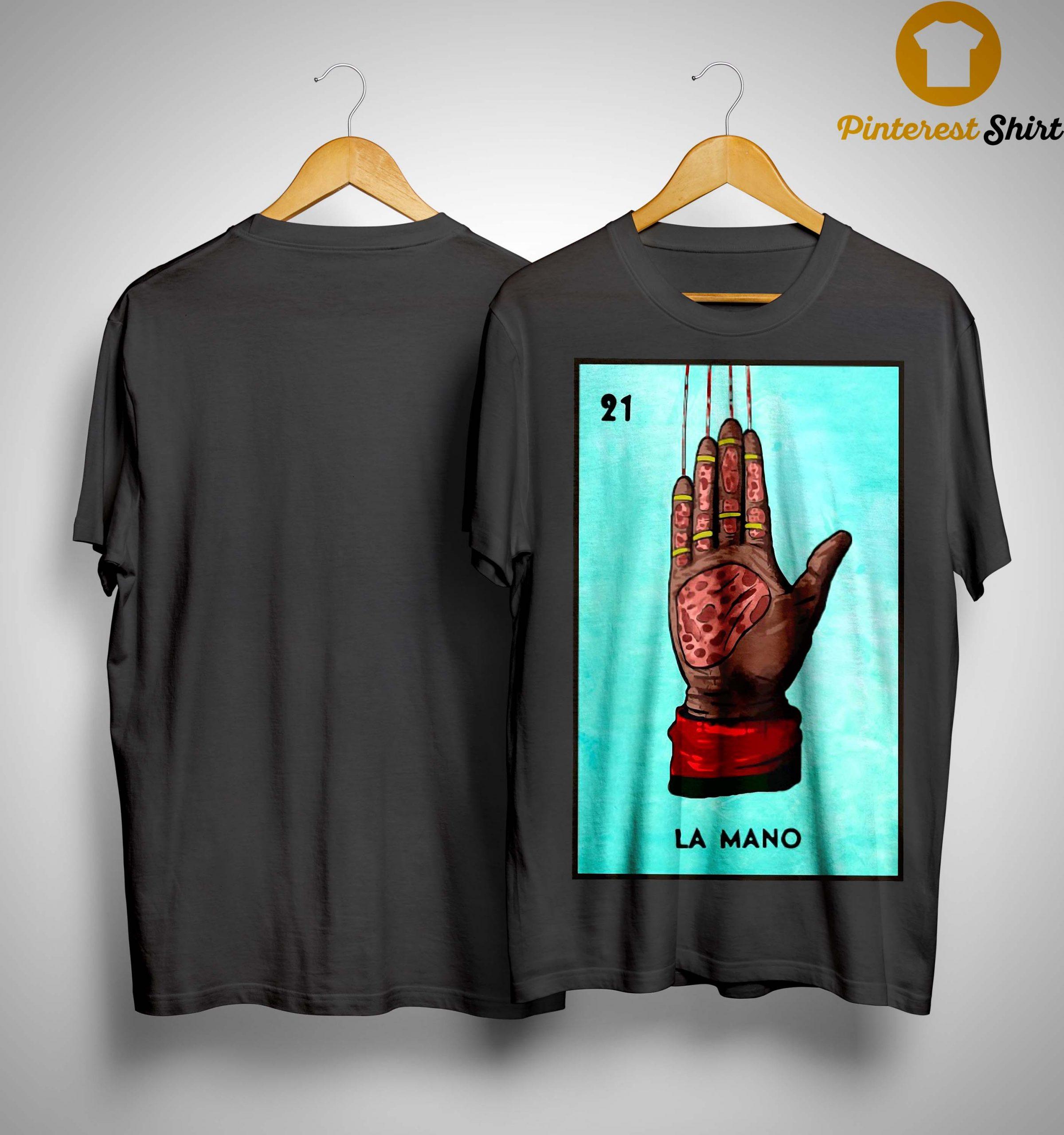 21 La Mano Shirt