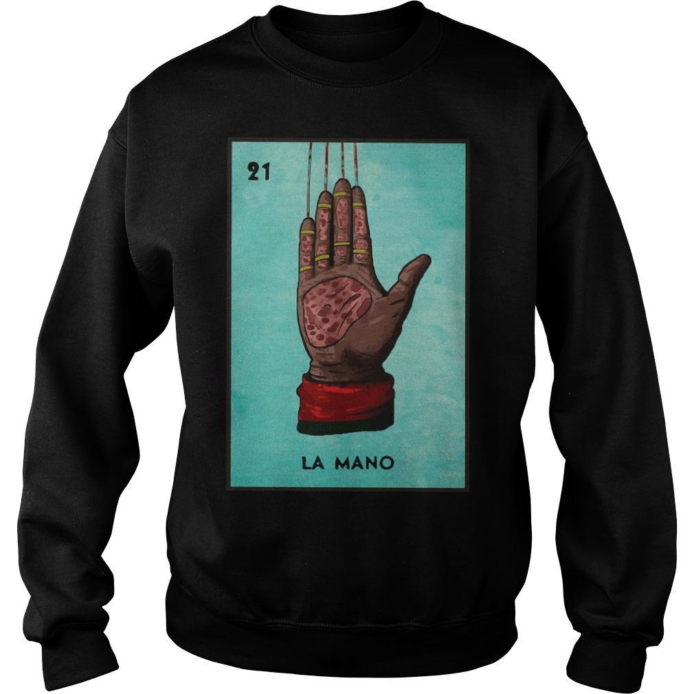 21 La Mano Sweater