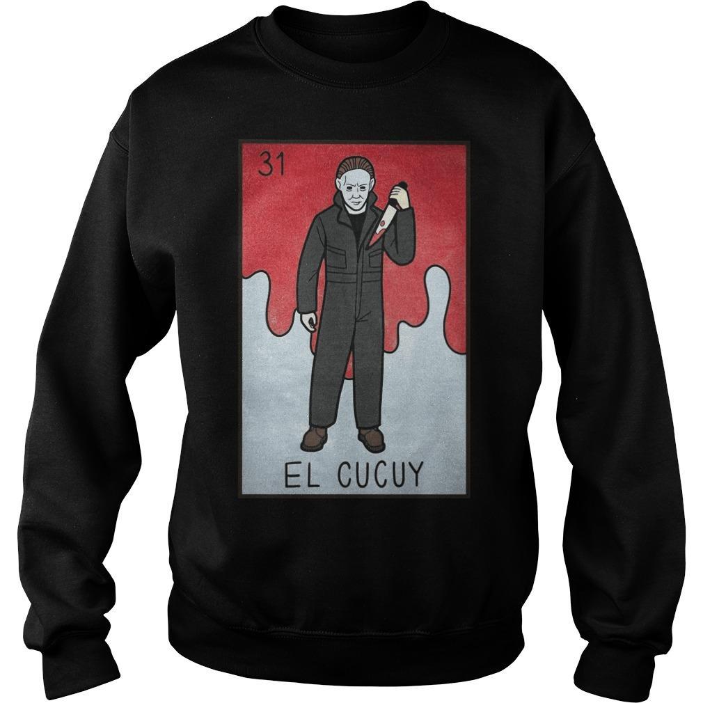 31 El Cucuy Sweater
