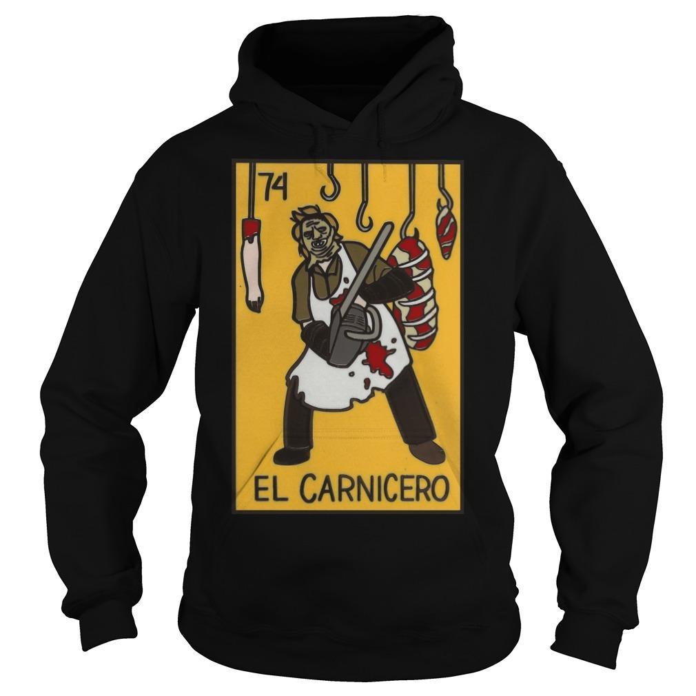 74 El Carnicero Hoodie