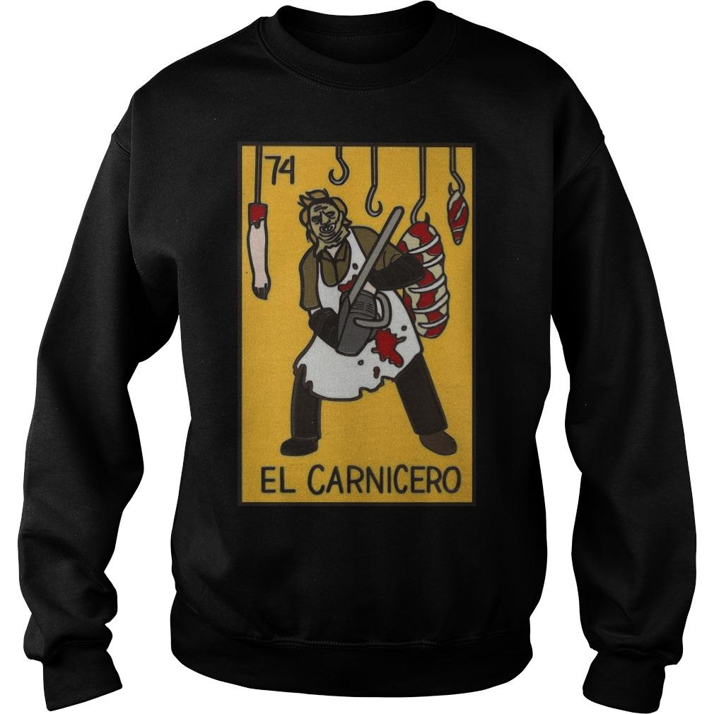 74 El Carnicero Sweater