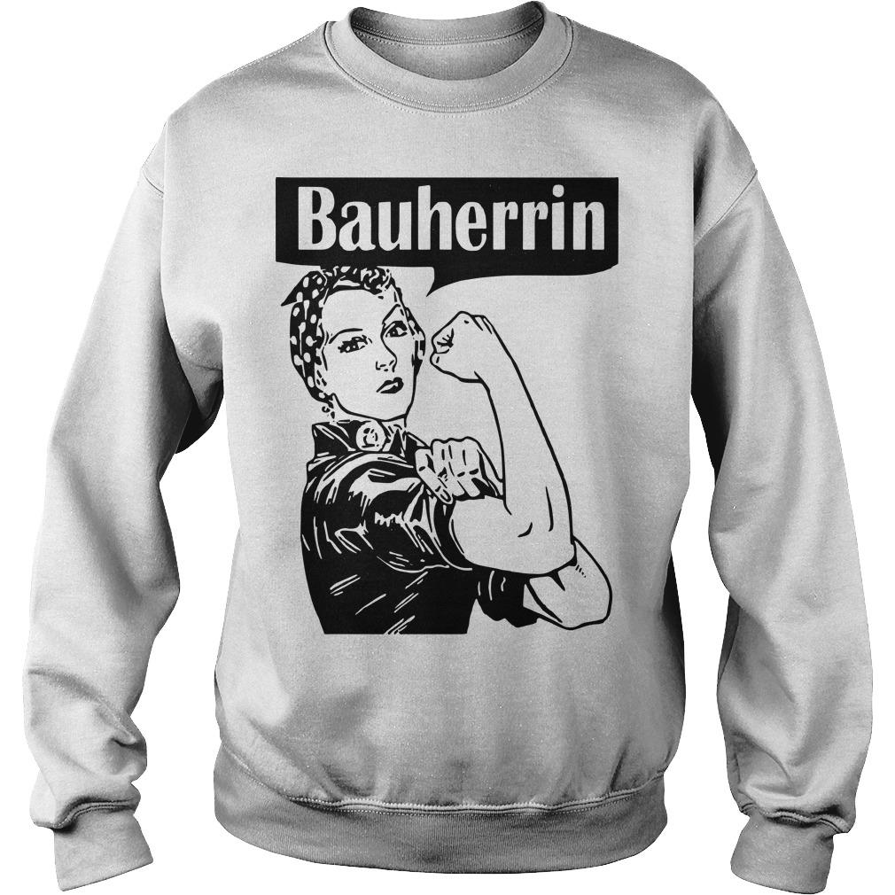 Bauherrin Sweater