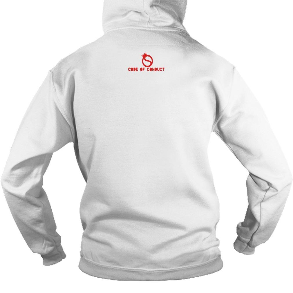 Code Of Conduct America's Team Hoodie