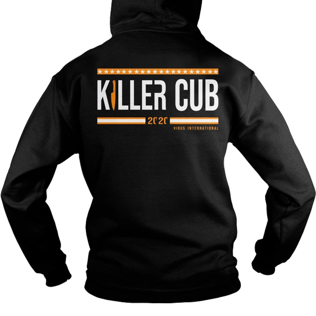 Cub Swanson Killer Cub Virus International 2020 Hoodie