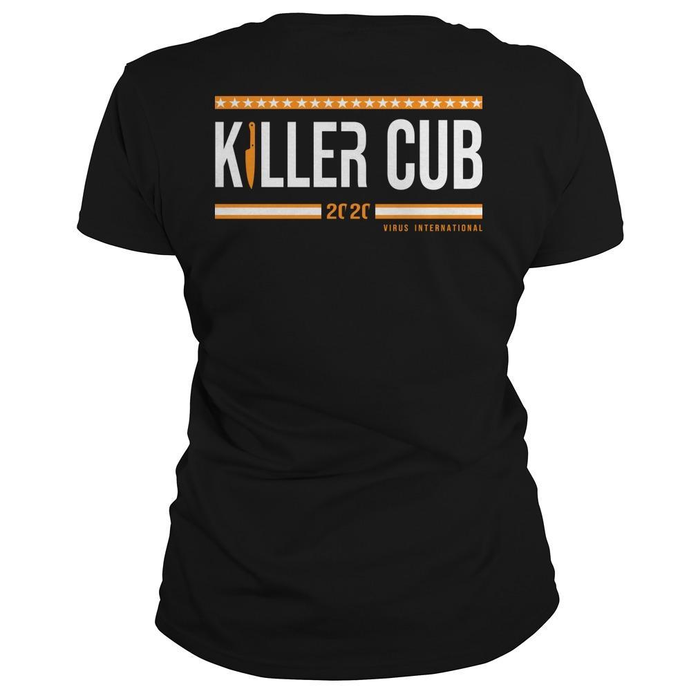 Cub Swanson Killer Cub Virus International 2020 Longsleeve