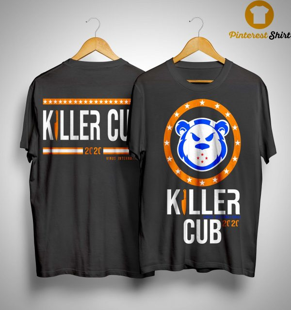 Cub Swanson Killer Cub Virus International 2020 Shirt