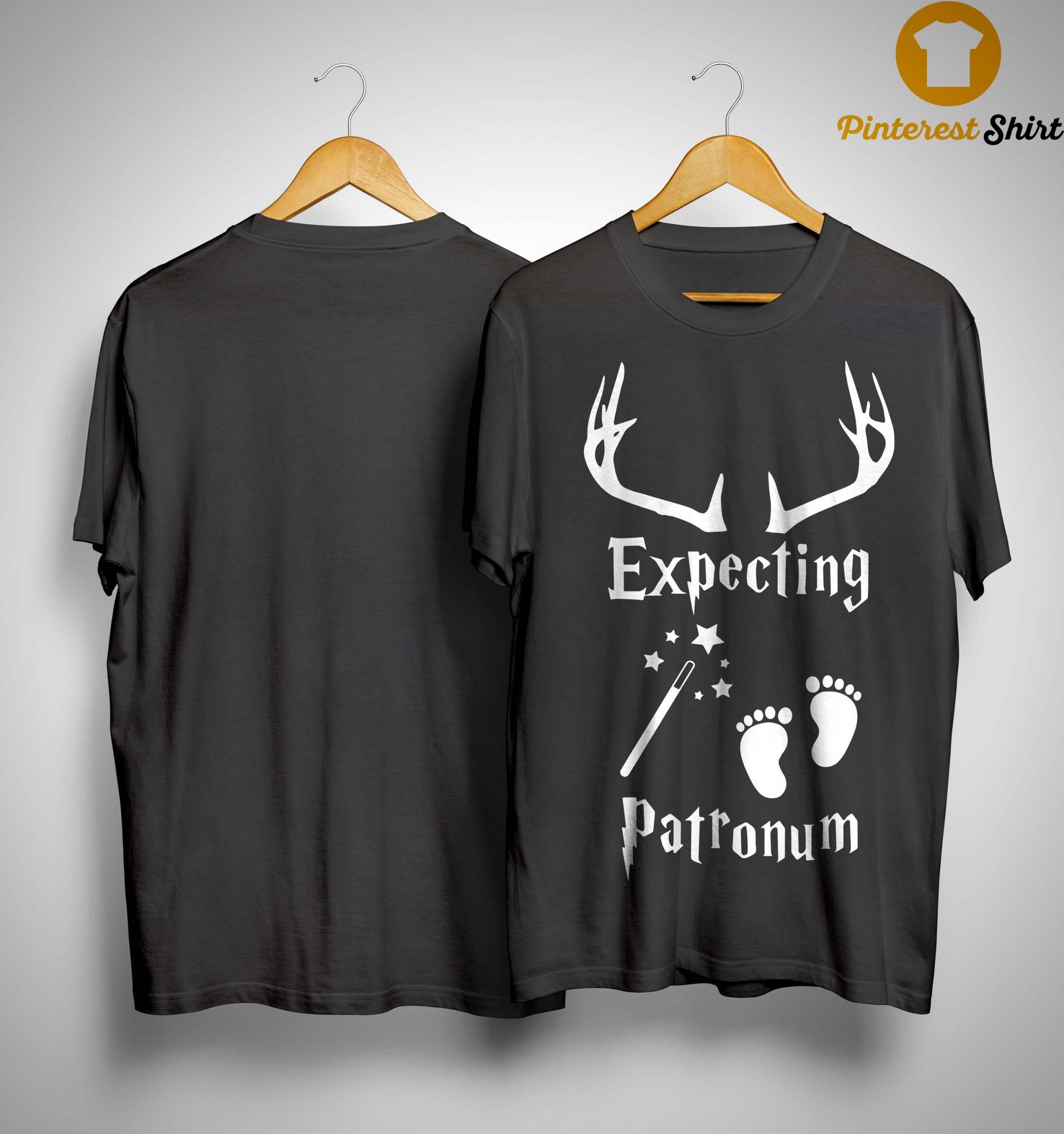 Deer Expecting Patronum Shirt