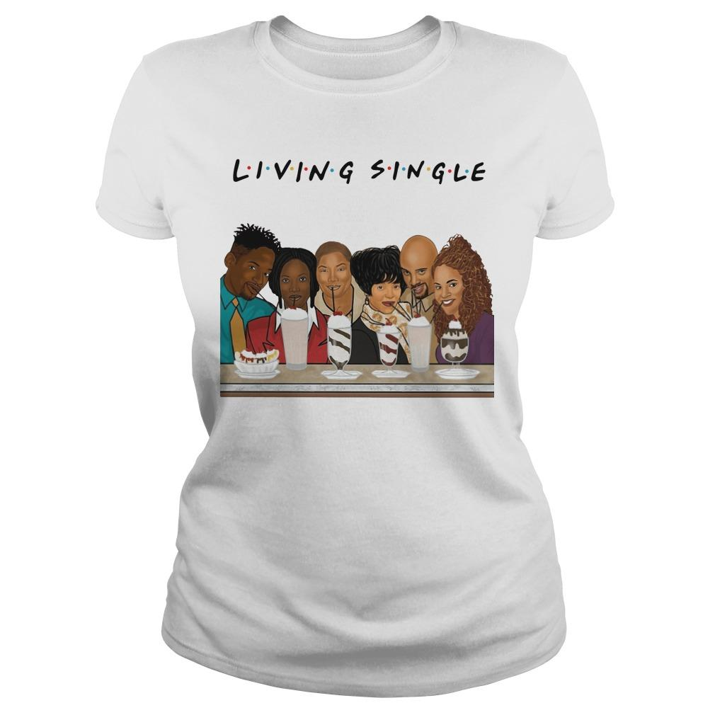 Friends Living Single Longsleeve