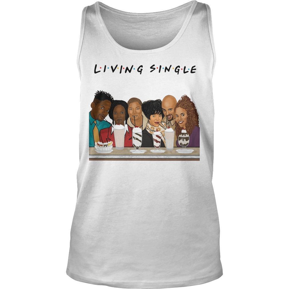 Friends Living Single Tank Top