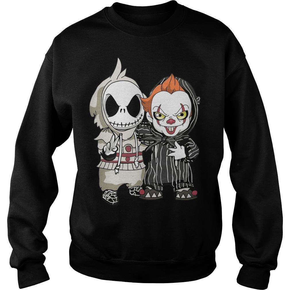 Halloween baby Jack Sweater
