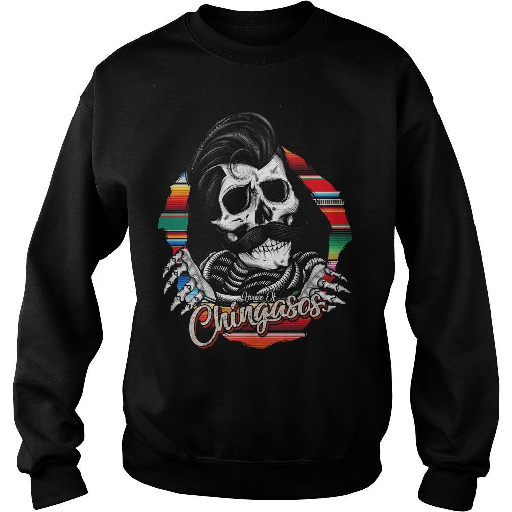 House Of Chingasos Sweater