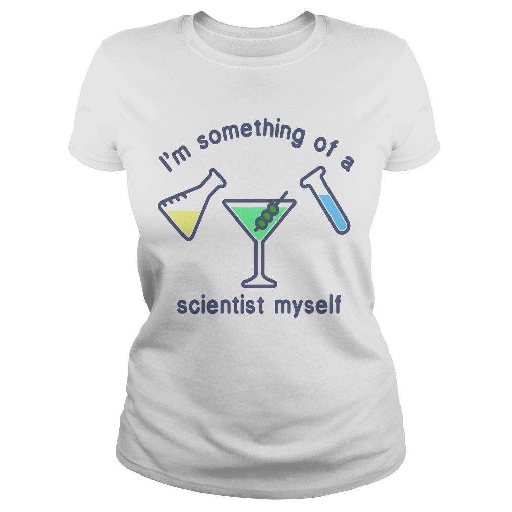 I'm Something Of A Scientist Myself Longsleeve