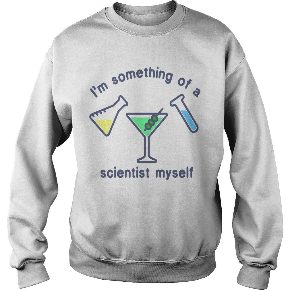 I'm Something Of A Scientist Myself Sweater