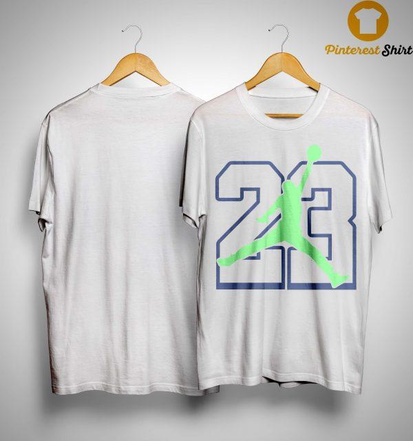 Jordan 12 Indigo Shirt