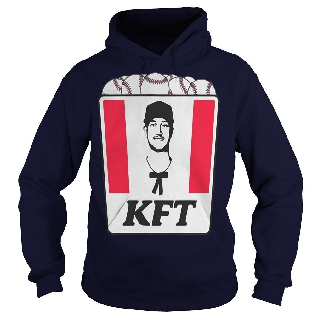 Kyle Fucking Tucker KFT Hoodie