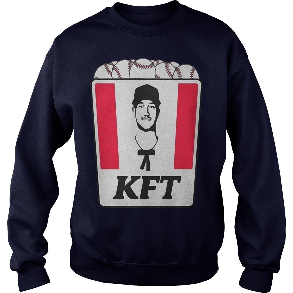 Kyle Fucking Tucker KFT Sweater