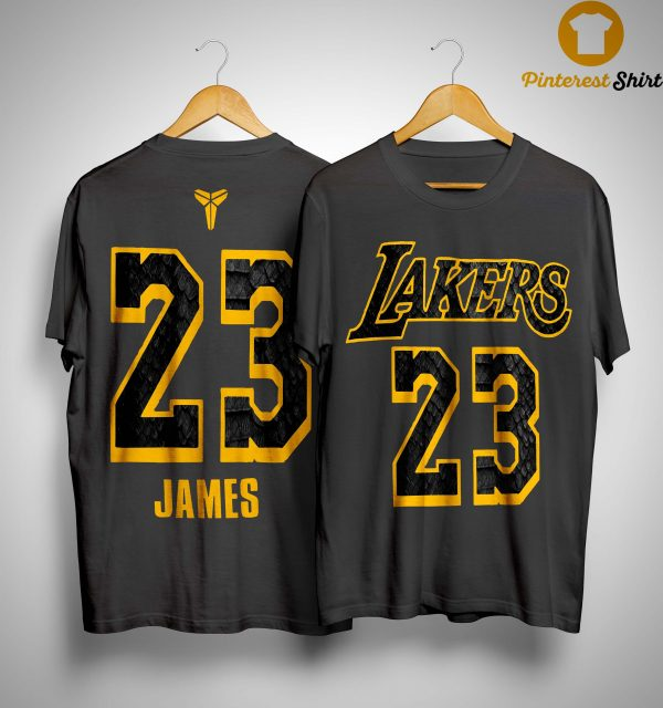 Lakers Blazers Lebron James Lakers Shirt