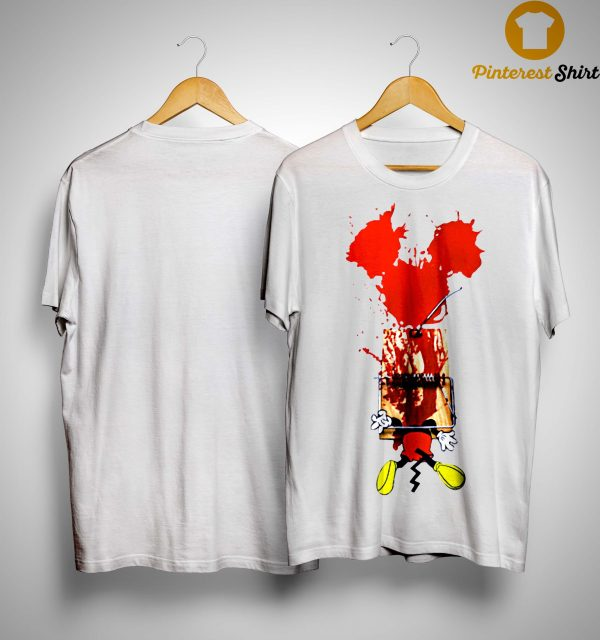Mickey Mouse Death Shirt