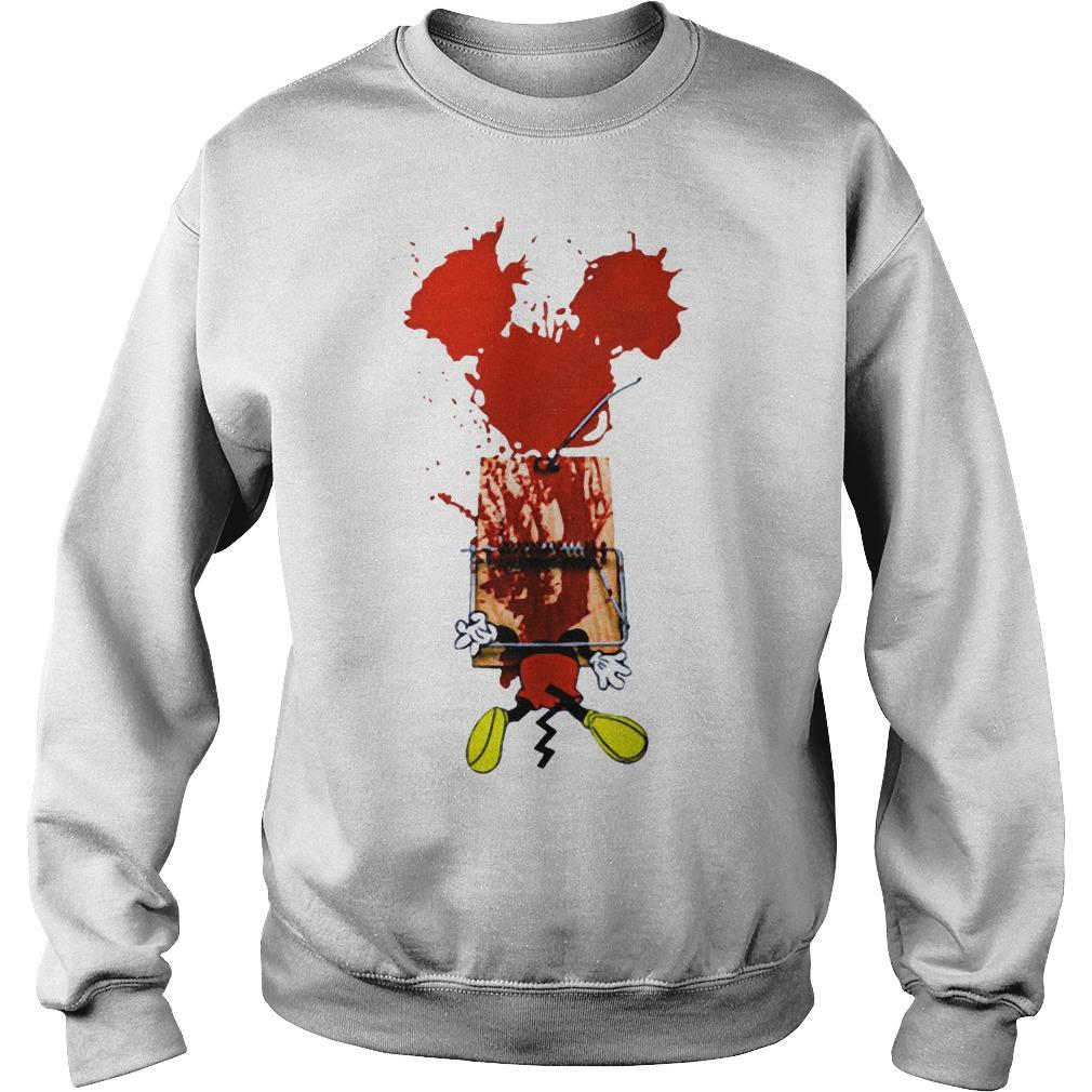 Mickey Mouse Death Sweater