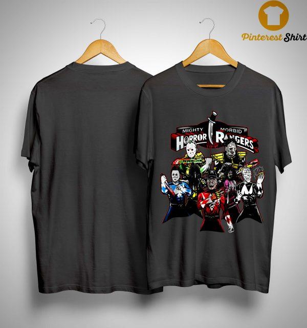 Mighty Morbid Horror Rangers Shirt
