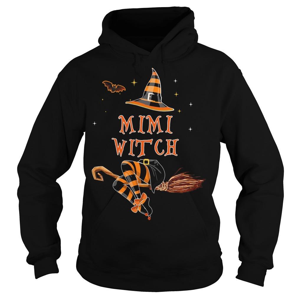 Mimi Witch Hoodie