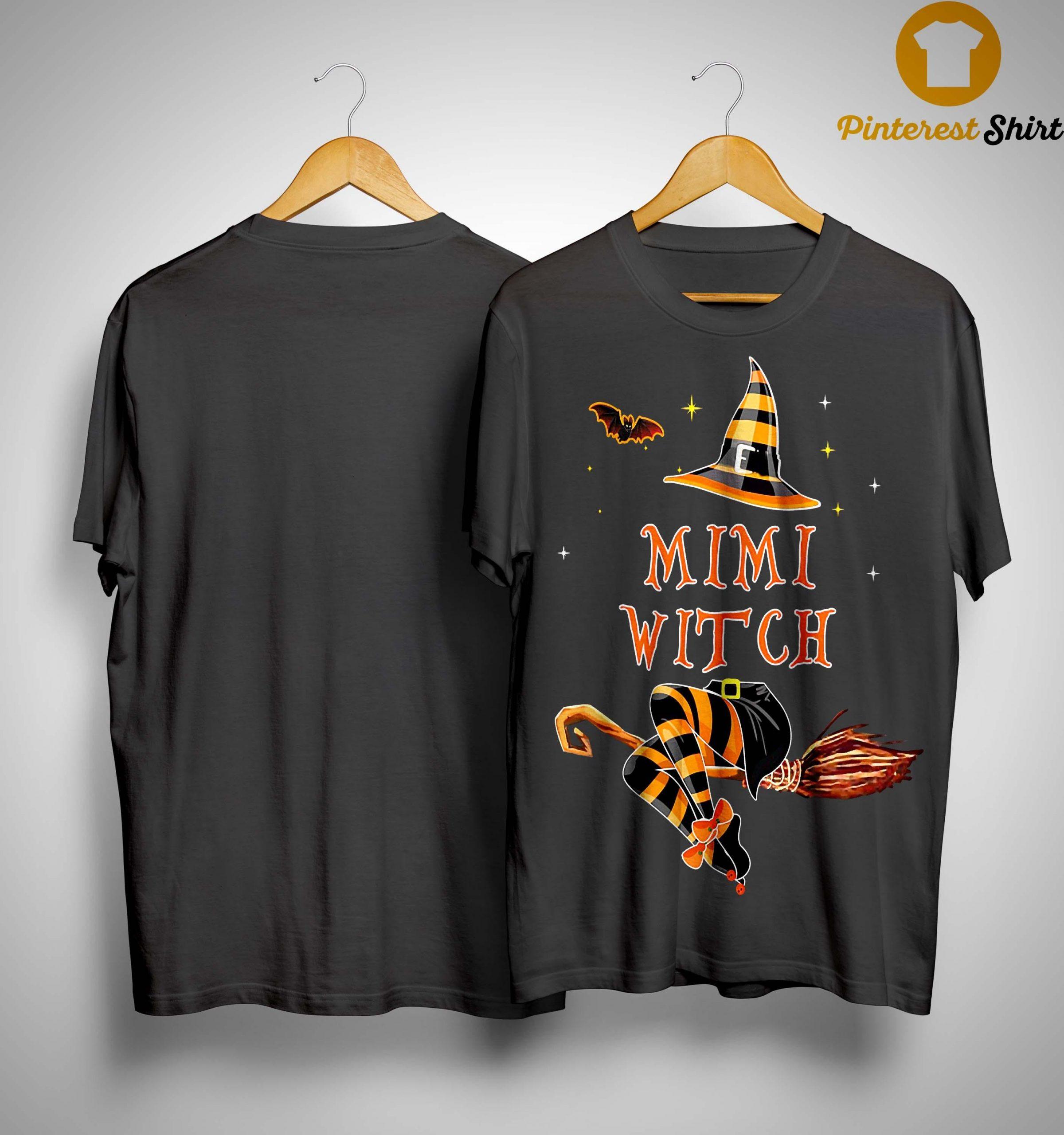 Mimi Witch Shirt