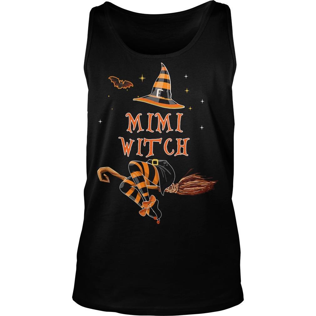 Mimi Witch Tank Top