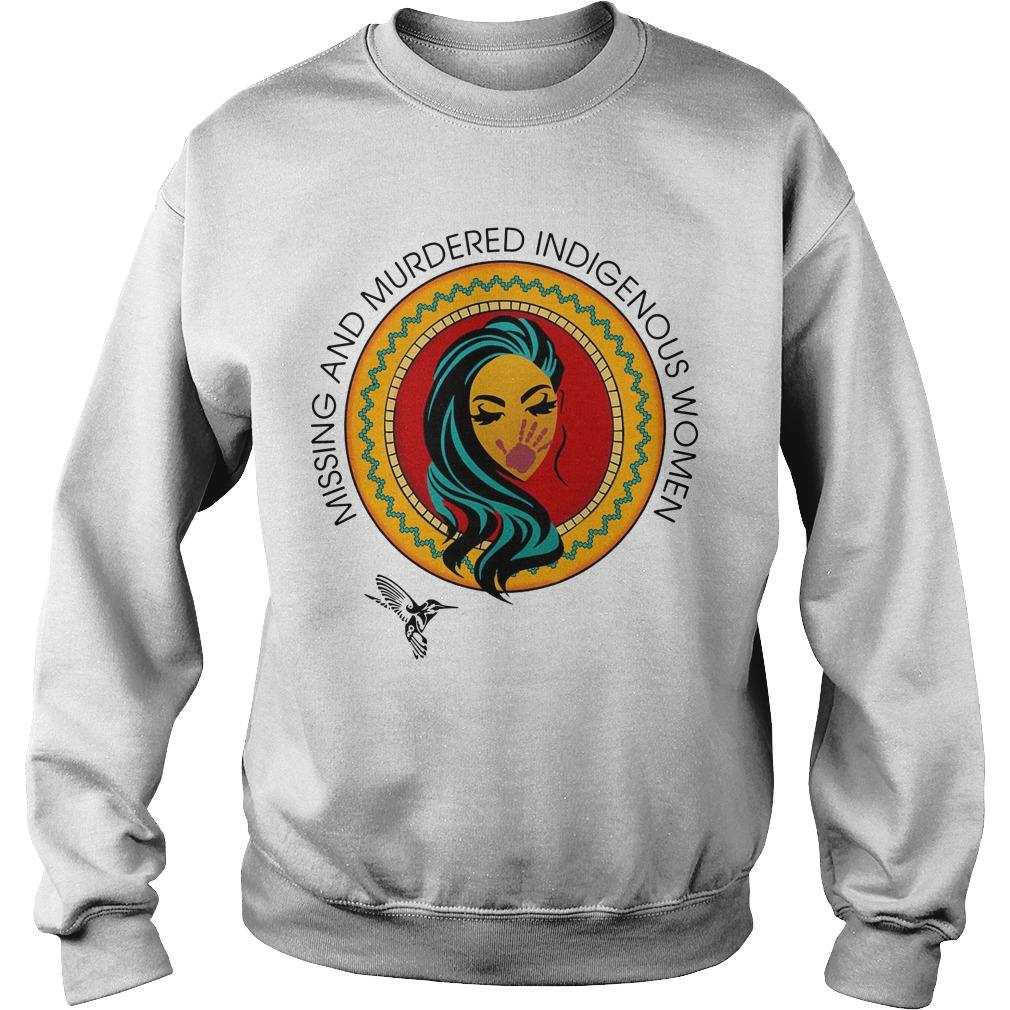 Missing And Murdered Indigenous Women Sweater
