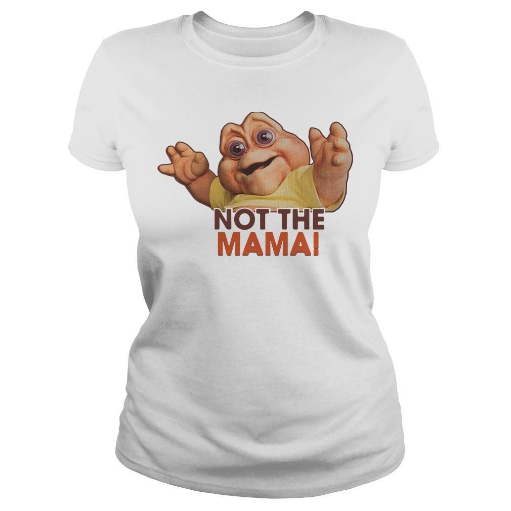 Not The Mama Longsleeve