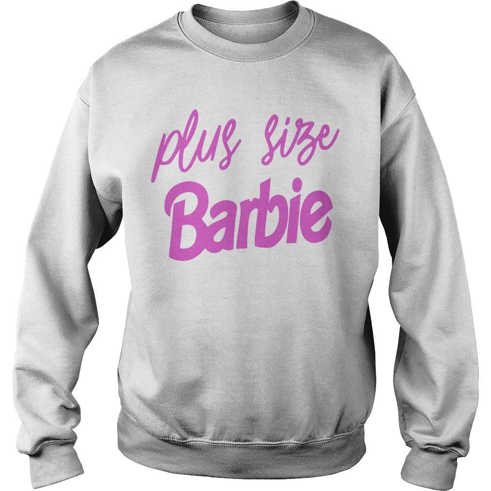 Plus Size Barbie Sweater